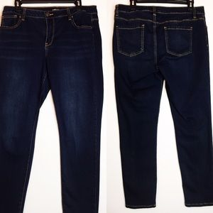 Buffalo David Bitton Jeans Pursuit sz 12 skinny